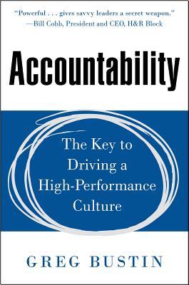 Accountability By Bustin, Greg